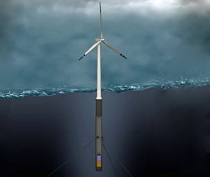 Statoil Hywind eolico galleggiante