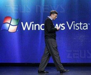 Bill Gates fa pubblicità a Vista con Seinfeld