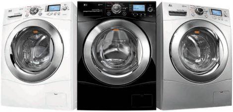 lg lavatrice senz'acqua