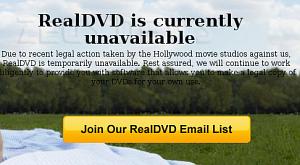 Vendite RealDvd sospese tribunale Mpaa copia Dvd