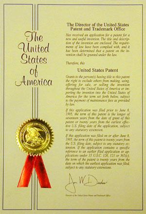 Google brevetta pulsante evidenzia tutto