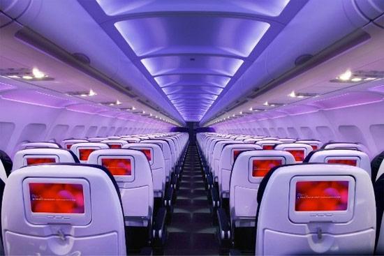 Virgin America Wi-Fi Gogo ATG-4