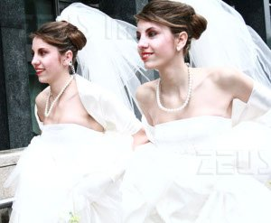 Wedding Running Milano sorelle Solari matrimonio