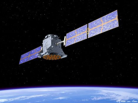 galielo test due satelliti