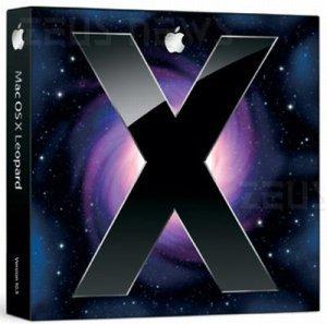 Apple MacOs X 10.5.5. Leopard aggiornamento bugfix