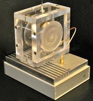 MiniNMR risonanza magnetica portatile