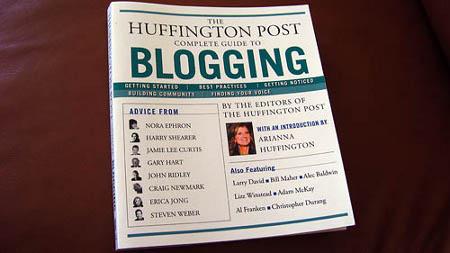 Class action blogger Huffington Post