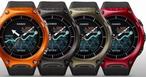 casio smart outdoor watch wsd f10