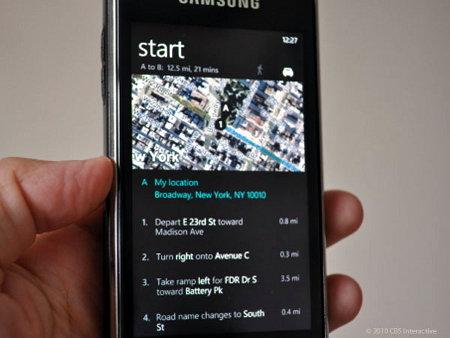 Microsoft Windows Phone 7 tracciamento utenti