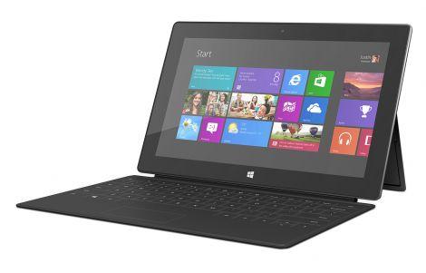 Microsoft annuncio Surface mini