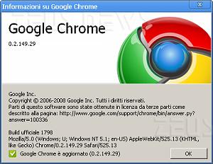 Google aggiorna Chrome e risolve tre bug
