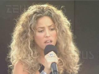 [Shakira al Live 8]