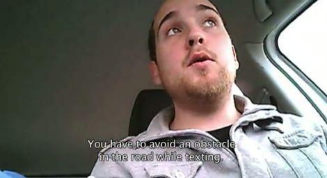 sms esame guida