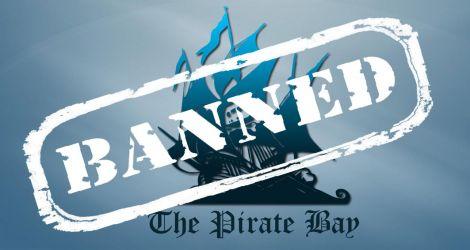 Pirate Bay censura non serve