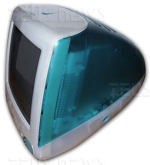 Il primo modello dell'iMac