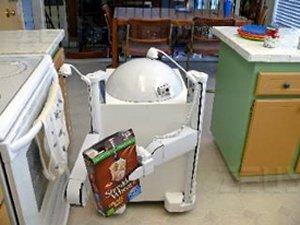 Readybot è un robot in grado di riordinare la cuci
