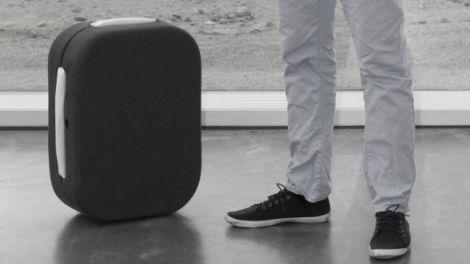 hop suitcase