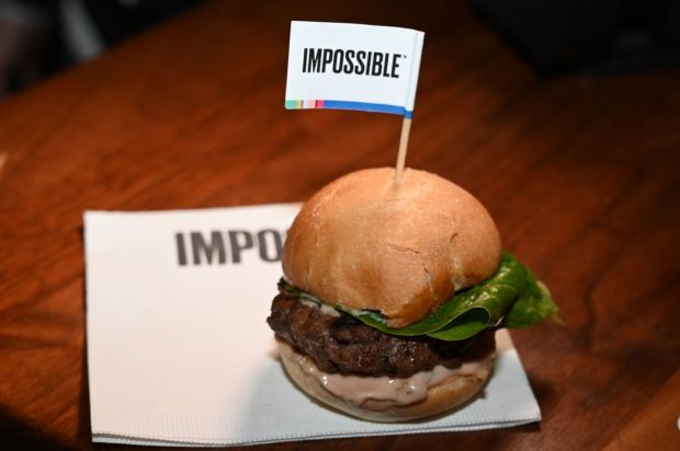impossible burger negozi