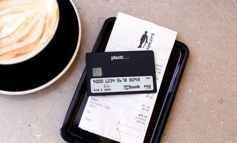plastc carta credito