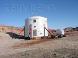 Studenti del Mit simulano la vita su Marte