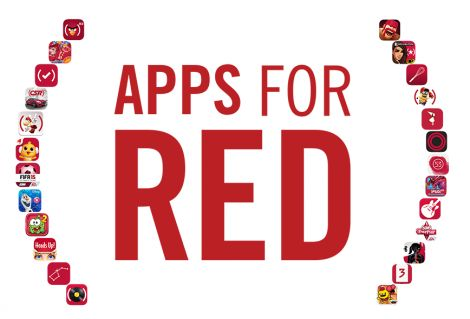 Apps for RED apple