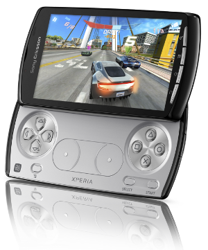 Sony Ericsson Xperia Play PlayStation Phone MWC