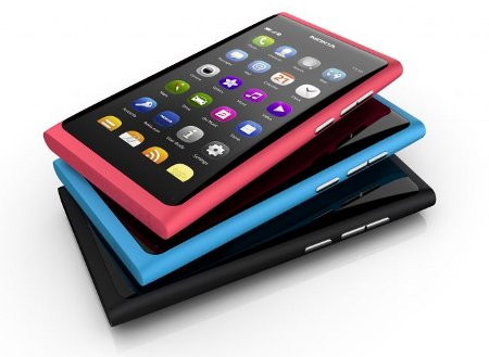 Nokia N9 all screen touch MeeGo 3,9 pollici