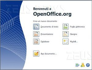 OpenOffice.org 3.0 download disponibile