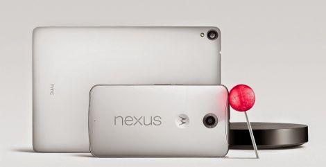 Nexus Family Lollipop