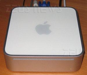 Gennaio aggiornamento Mac Mini Macworld Expo