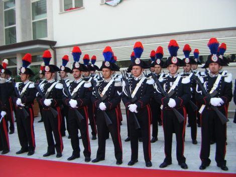 divise facebook carabinieri