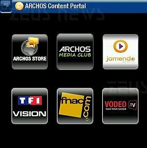 Archos distribuirà i film di Paramount