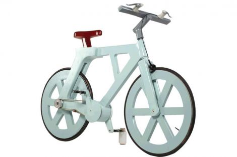 Cardboard bike 1