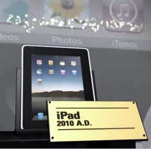 Motorola tablet iPad iPhone gigante Honeycomb