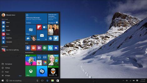 Windows 10 29 luglio