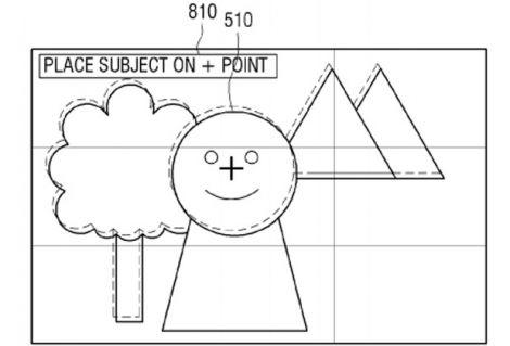 samsung sfondo fotocamera brevetto