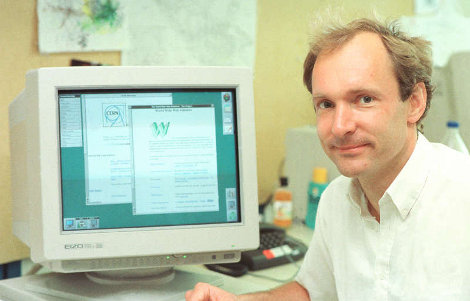 tim berners lee cern 1993