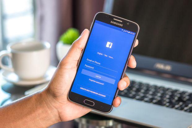 facebook numero cellulare