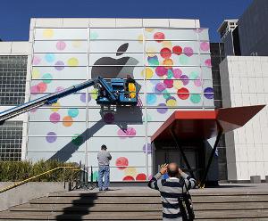 Apple evento 2 marzo Yerba Buena iPad 2 bianco