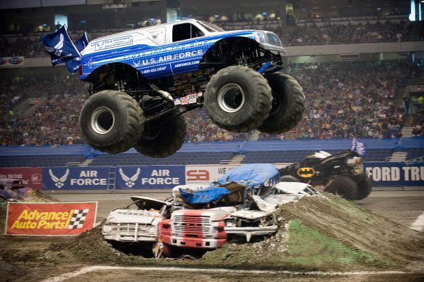 monster truck ebay
