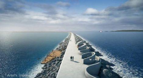 Swansea Bay Tidal Lagoon 01