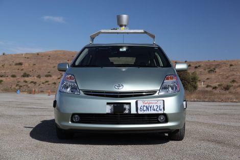 google incidente auto autonoma