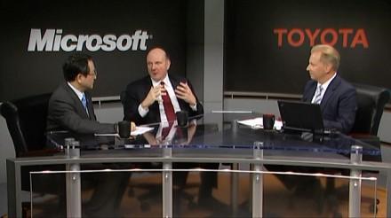 Accordo Microsoft Toyota Windows Azure