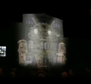 LG Hyper Facade 3D proiettore Optimus