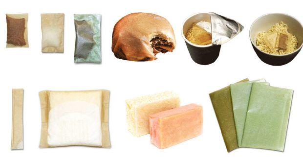 sacchetto alghe commestibile