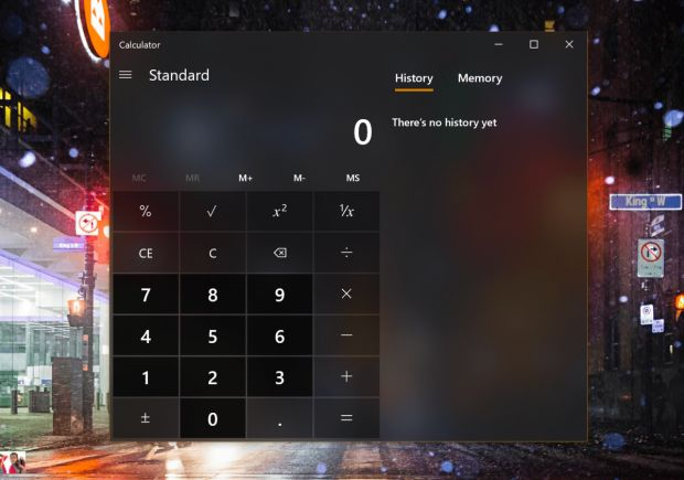 calcolatrice windows open source