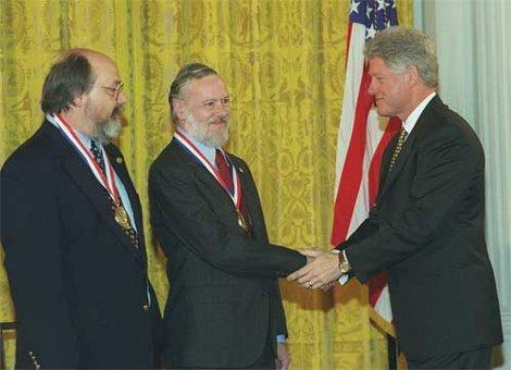 Morto Dennis Ritchie creatore Unix linguaggio C
