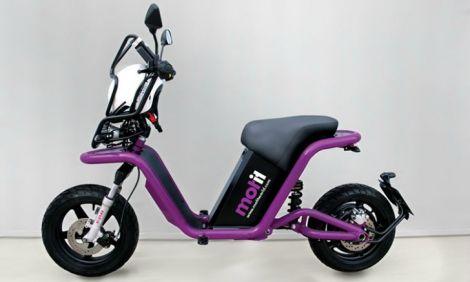 barcellona scooter elettrico motit