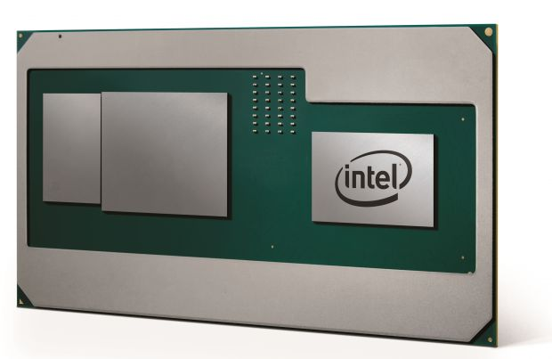 Intel 8th Gen CPU discrete graphics 2