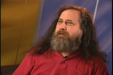 Richard Stallman Jobs manette digitali